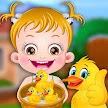 Baby Hazel Duck Life APK