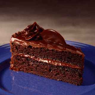 Chocolate Bean Cake.