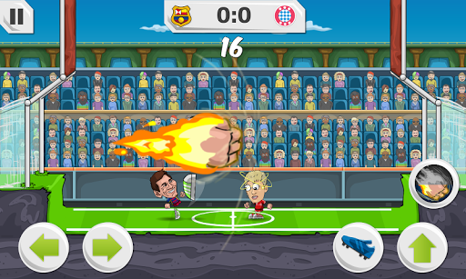 Y8 Football League Sports Game 1.2.0 screenshots 4