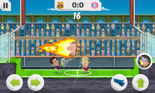 Y8 Football League Sports Game App Download For Android and iPhone 4