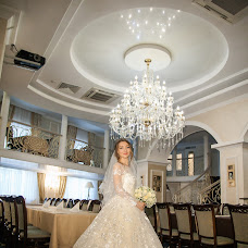 Wedding photographer Alena Nartova (ktyfka). Photo of 11.12.2017