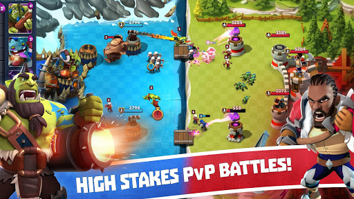 Castle Creeps Battle 1.16 androidappsheaven.com 1