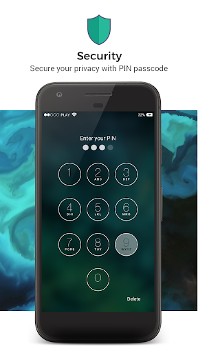 iOS11 Locker - IOS Lock Screen 1.17 screenshots 2