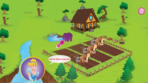 玩免費休閒APP|下載灰姑娘變公主農場遊戲 app不用錢|硬是要APP