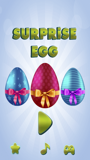 Surprise Eggs For Girls Boys