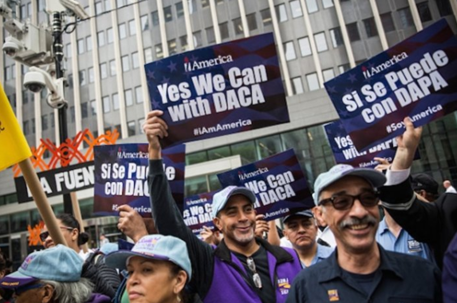 Congressional Republicans resurrect Obama's DACA for illegal immigrants