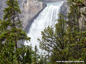 Photo: Lower Yellowstone Falls
