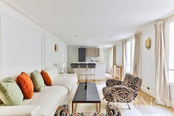 Appartement meublé 2 pièces 60,2 m2