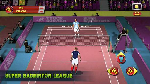 Badminton Super League - HQ Badminton Game 1.0 screenshots 6