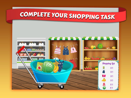 玩免費教育APP|下載Supermarket Shopping Sim FREE app不用錢|硬是要APP