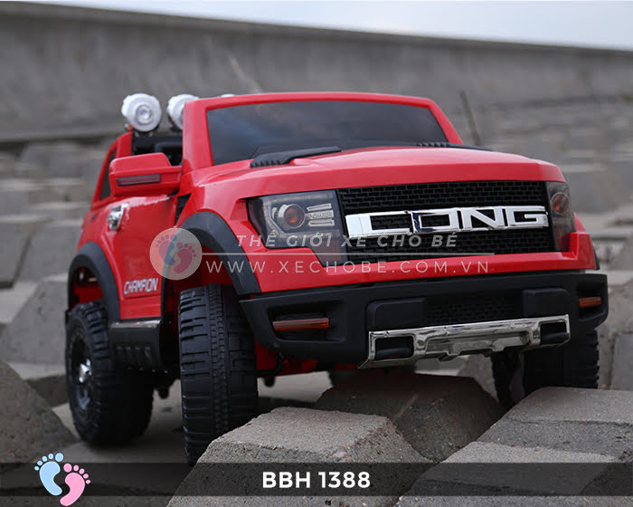 xe o to dien cho be Ford Ranger BBH-1388 7