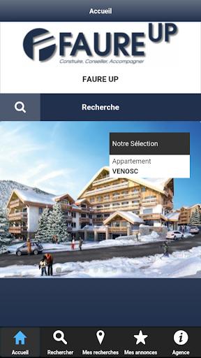 FAURE UP Annonces Immobilières