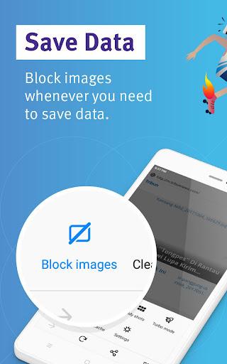 Firefox Rocket - Fast and Lightweight Web Browser screenshot 3