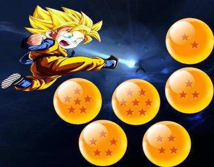 Dragon Ball Z hunting balls