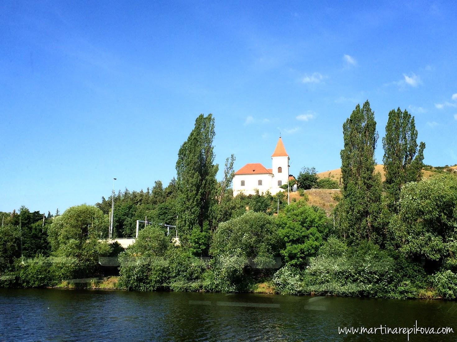 Kostolík Zbraslav