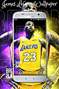 Wallpaper of lebron james HD 4K is a free wallpaper application that contains backgrounds for fans of lebron james in full HD resolution.