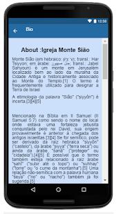 Igreja Monte Sião Music+Lyrics - náhled