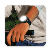 SW Wearable Blinker (Strobe light and torch)