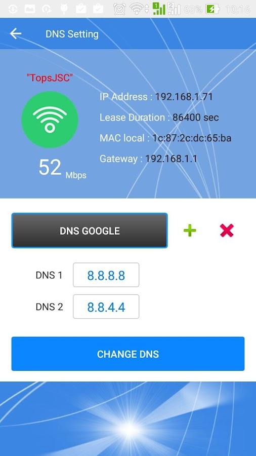Ajustes de señal de Android 3G :: unrorara tk