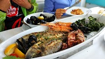 Рыбная тарелка на двоих