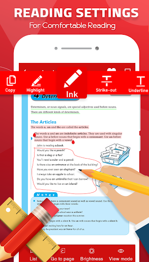 PDF Reader for Android 2020 screenshot 2