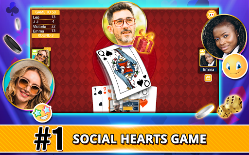 VIP Games: Hearts, Rummy, Yatzy, Dominoes, Crazy 8 android2mod screenshots 9