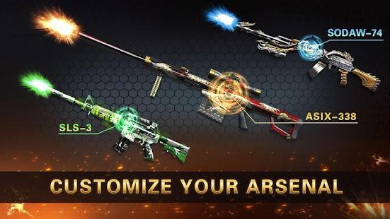 Sniper 3D Strike Assassin Ops - Gun Shooter Game Screenshot