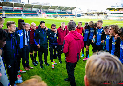 Youth League-avontuur is voorbij voor Club Brugge-youngsters na penaltydebacle bij Franse landskampioen