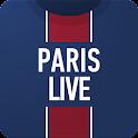 Paris Live –Football en direct icon