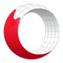 Opera browser beta icon