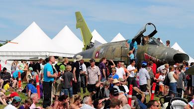 Photo: Duński F-100F Super Sabre