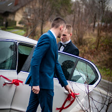 Wedding photographer Wojciech Dampc (WojciechDampc). Photo of 11.12.2015