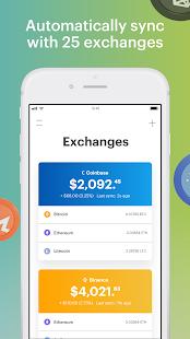 Gem: Track Bitcoin & Crypto - náhled