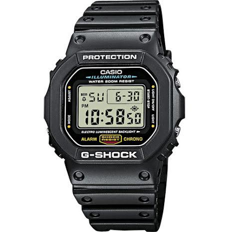 G-SHOCK DW-5600E-1VER