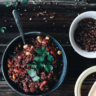 Cocoa Quinoa Chili
