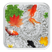 KOI Cool Fish Live Wallpaper