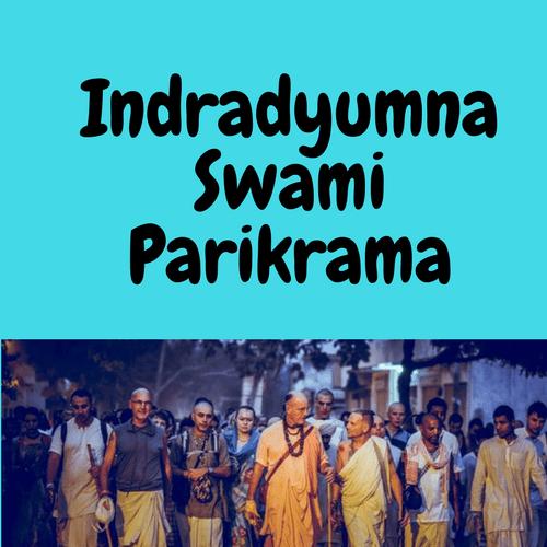 Indradyumna Swami's Kartik Parikrama