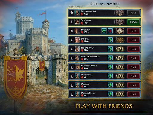 Rage War: Time Battles  screenshots 20
