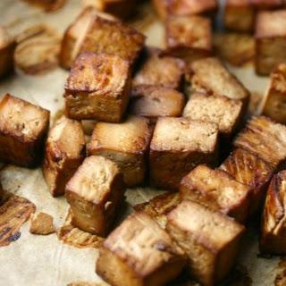 Roasted Tofu.