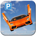Extreme Pilot Flying Car Free Icon