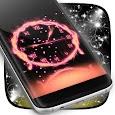 Fire Clock Live Wallpaper icon