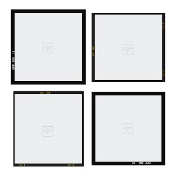 4 Square Blanks 01 - Instagram Post Template