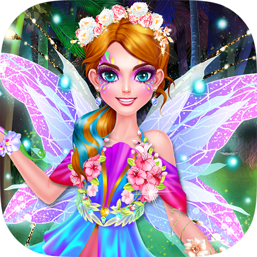 休閒App|Fairy Magic Makeover Salon Spa LOGO-3C達人阿輝的APP