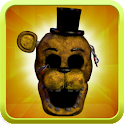 Golden Freddy FNAF Scream icon