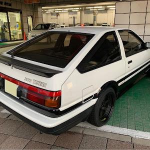 スプリンタートレノ AE86のカスタム事例画像 にゃんこ😺先生(日向坂46🎶)さんの2020年09月12日19:15の投稿