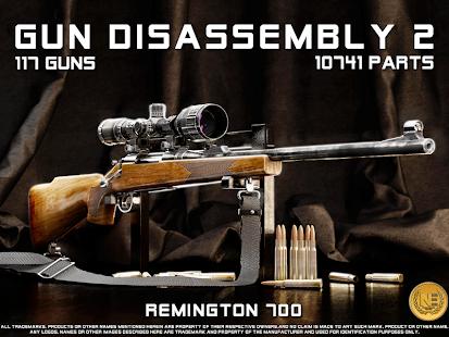 Gun Disassembly 2 - screenshot thumbnail