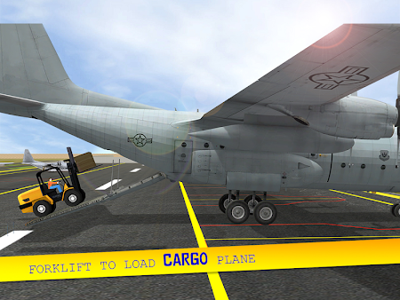 Cargo Plane City Airport 1.0 screenshot 69644
