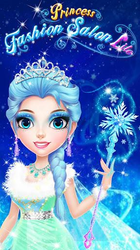 Princess Fashion Salon Lite  screenshots 12