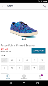 Nordstrom Rack screenshot 3