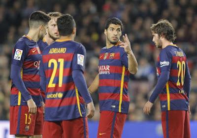 Le Barça dispose de Bilbao en Copa Del Rey